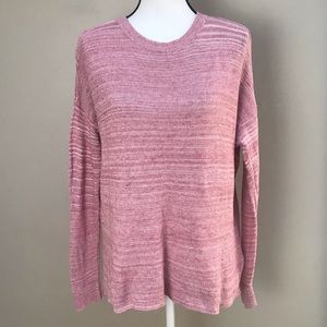 Lou & Grey Knitted Long Sleeved Top Size M